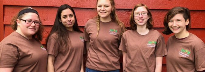 Ag PTECH team advances to state-level Envirothon