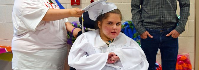 Students recognized at Special Education Graduation & Celebration