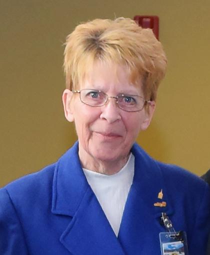 headshot of Joanne Freeman