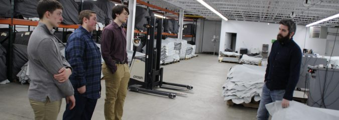 PTECH juniors tour workplaces to explore career options