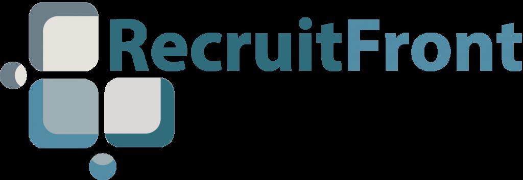 RecruitFront logo