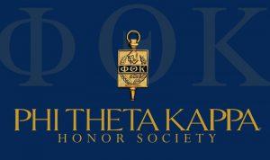 Phi Theta Kappa insignia